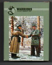 WARRIORS SCALE MODELS 35053 - WAFFEN SS PAIR (KHARKOV WARRIORS) - 1/35 RESIN KIT