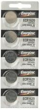 5 pcs Energizer CR1620 CR 1620 ECR1620 3v Battery