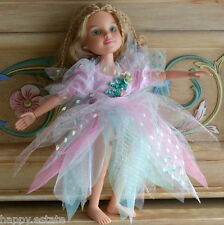 """18"""" SLIM  DOLL FAIRY COSTUME for MGA BEST FRIENDS, BFC, KIDZ N CATS, Also 16-17"""""""