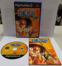 Console Gioco Game SONY Playstation 2 PS2 Play PAL ONE PIECE GRAND BATTLE Bandai