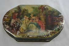 "VINTAGE 1930s McVITIE PRICE ""Cup of Chocolate"" biscuit tin"