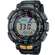 Casio Protrek PRG-240-1 PRG-240 Electro-Luminescent Backlight Watch Brand New