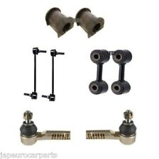 FOR MAZDA BONGO TIE ROD END OUTER D BUSHES FRONT & REAR STABILIZER DROP LINKS
