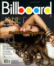 Billboard 9/06,Janet Jackson,September 2006,NEW