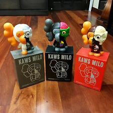 KAWS Bape Milo Dissected Set of 3 supreme wtaps visvim fragment neighborhood