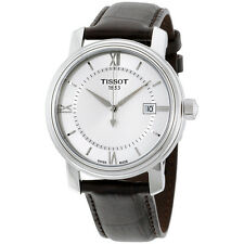 Tissot T0974101603800 Bridgeport Mens Watch - Silver Dial