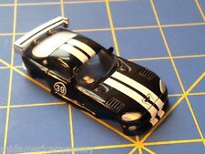 Black w/ White Stripes Dodge Viper GTS American Line Body HO AML B450-BK