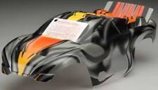 NEW Traxxas ProGraphix Body Nitro Rustler 4411R