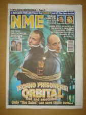 NME 1997 APR 19 ORBITAL MANICS CHEMICAL BROTHERS CAST