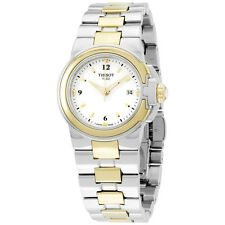 Tissot Women's T0802102201700 T-Sport Two Tone Stainless Steel Watch