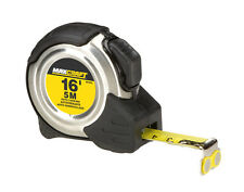 16 ft. x 3/4 in. Auto Locking Tape Measure 16-Foot by 3/4-Inch Auto Locking Tape