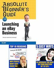 3 (eBooks-PDF files) Beginners Guide To eBay and Ways To Succeed On eBay