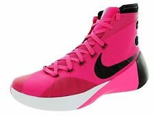 Nike Hyperdunk 2015 Basketball Shoes Size 13 Pink Breast Cancer 749561 606 NEW