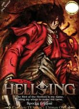 DVD Anime HELLSING Special Edition Complete TV Series ( ENG VO ) & Ultimate OVA