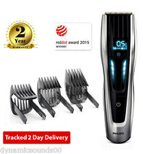 Philips HC9450/13 Series 9000 Men's Hair Clipper with Motorised Adjustable Comb