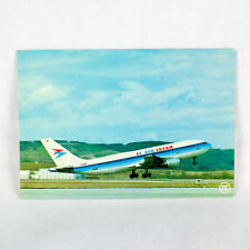Air Inter - Airbus A300 - F BUAH - Aircraft Postcard - Top Quality