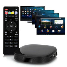 KODI Voll Beladen Quad Core Android 4.4 1,5 ghz Smart TV BOX Mini PC Mediaplayer