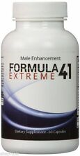 Formula41 Extreme - 1Month-Supply Penis Enhancement - Male Size and Stamina