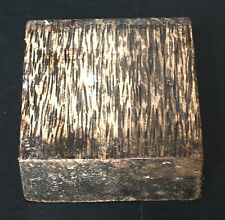 "BLACK PALM TURNING WOOD BOWL BLANK LATHE(4""X4""X2"")- 2 PIECE FREE SHIPPING"