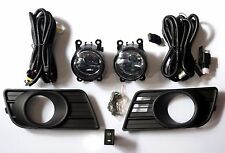 Suzuki Swift 2007-2010 Fog Lamps Complete Kit (DHL Shipping)
