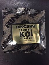 Brand New 2017 Ringers Ultimate Koi Expanders 6mm 300g Bag