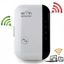 300Mbps 802.11 Wireles N Wifi Repeater Range Router Signal US Plug
