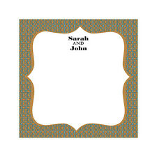 Personalized Memory Box Well Wishing Cards Wedding Stationery 30pk