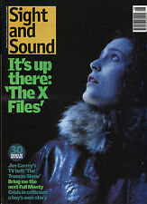 Sight and Sound: August 1998 - UK Magazine - X-Files / Peter Weir / Kitano