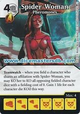 Spider-Woman Pheromones #129 - Age of Ultron - Marvel Dice Masters