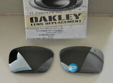 NWOT 100% Authentic Oakley Polarized Fuel Cell Grey Replacement Lens No.16-952