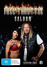 FULL THROTTLE SALOON : Season 1 BRAND NEW 2DVD SET!