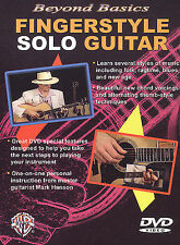 Mark Hanson-FINGER STYLE SOLO GUITAR Travis Picking DVD