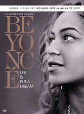 Beyoncé - Life Is But A Dream  2er [DVD + UV Copy] NEU Beyonce' Knowles Beyonce