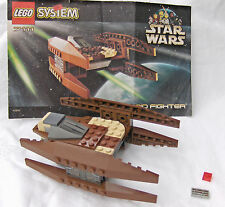 LEGO SET 7111 - DROID FIGHTER (STAR WARS), Complete with Instructions