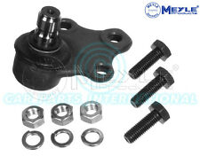 Meyle Front Lower Left or Right Ball Joint Balljoint Part Number: 11-16 010 0008