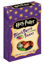 Harry Potter BERTIE BOTT'S EVERY FLAVOR BEANS Jelly Belly Candy - 1.2 oz - THREE