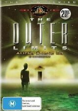 The Outer Limits - Aliens Among Us Collection (DVD, 2005, 2-Disc Set)