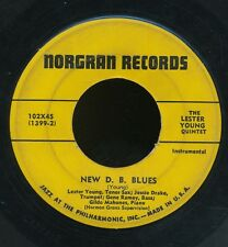 pc45-Jazz-Norgran 102-Lester Young
