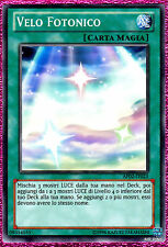 VELO FOTONICO Photon Veil AP02-IT023 Comune in Italiano YUGIOH