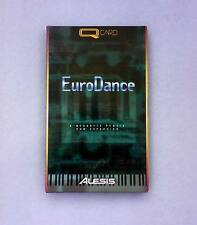 Alesis Euro Dance QCard in factory box for all QS S4 synths