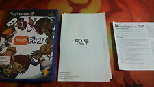 EYETOY PLAY PLAYSTATION 2 PS2 SHIPPING 24/48H