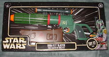 BOBA FETT BLASTER STAR WARS DISNEY PARKS EXCLUSIVE with BLASTER SOUND