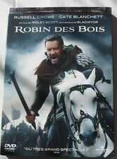 DVD ROBIN DES BOIS - Russell CROWE / Cate BLANCHETT - VERSION LONGUE INEDITE