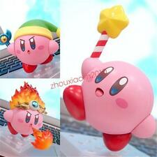 """Popopo Kirby 4""""/10cm PVC Figure Anime Toy Gift Nendoroid NEW IN BOX Gift Cute"""