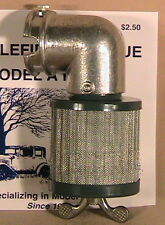 1928-1931 Model A Ford Airmaze Air Filter/ Flame Arrester.