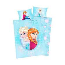 Bed Linen For Children Herding Disney Frozen Ice Queen Anna + Elsa 100 x 135 cm