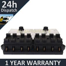 Nouvelle norme de façon 8 Universel 12V 12 VOLTS ATC lame fusibles clair Camper Van