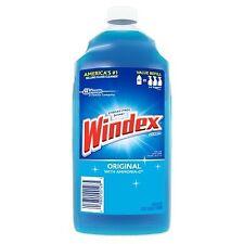 Windex Original Glass Cleaner Refill 67.6 Ounces (2 Liter)