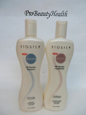 BIOSILK SILK THERAPY Shampoo & Conditioner  12 oz ea