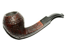 "TWICE USED !! SVENDBORG ILSTED & TAO Co. ""A"" FULL BENT BULLDOG PIPE pfeife pipa"